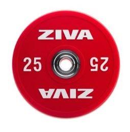 ZVO Rubber Competition Colored Training Bumper Discs