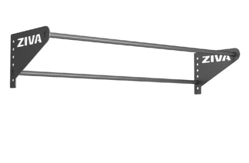 Flying Double Pull-Up Bar