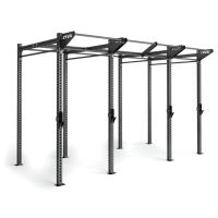 9'High Self Supported Modular Rig (14')-Charcoal/ Charcoal