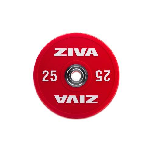 ZVO Urethane Competition Bumper Discs