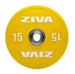 ZVO Rubber Competition Colored Training Bumper Discs