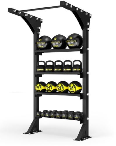 XP Wall Storage with Pull up bar 42 Wide Station
