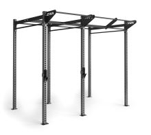 9'High Self Supported Modular Rig (10')-Charcoal/ Charcoal