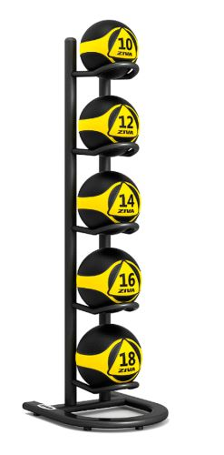 ST 5 medicine ball tree-black