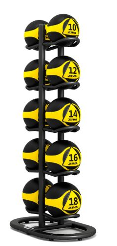 ST 10 medicine ball tree-black