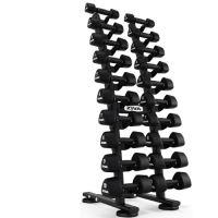 ST2 1-10kg Studio Dumbbell Rack with PU Saddle