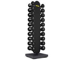EX 1-10kg Vertical Studio Dumbbell Rack